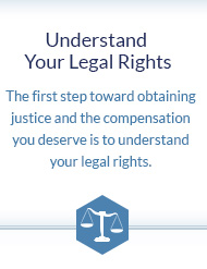 Understand your legal rights.
